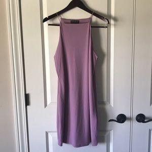 Forever 21 + Purple Dress